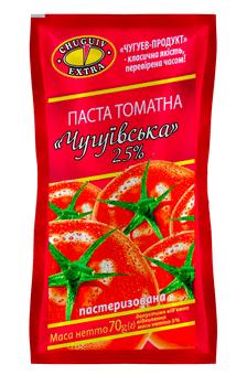 """Томатна паста """"Чугуївська"""""""