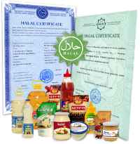 Chuguev-Product foods are recognized halal