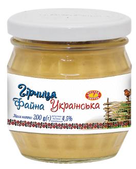 "Гірчиця ""Файна Українська"""