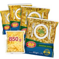New package size for Chuguev-Product pasta