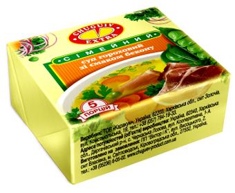 Суп гороховий зі смаком бекону
