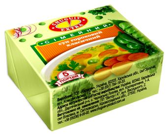 Classic Pea Soup
