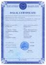 Сертификат халяльности (Halal Global Ukraine)