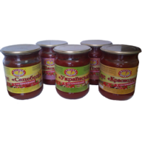 """TM """"Chuguyiv-PRODUCT"""" presents tomato sauces for every taste"""