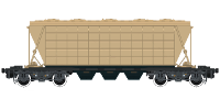 Залізничний вагон-хоппер